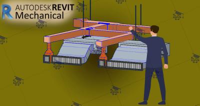 طراحی و نقشهکشی سهبعدی تاسیسات مکانیکی با نرمافزار Revit MEP